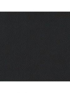 Soho Charcoal Black Leather