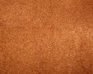 PASSION SUEDE RUST  RESIDENTIAL FURNITURE FABRIC